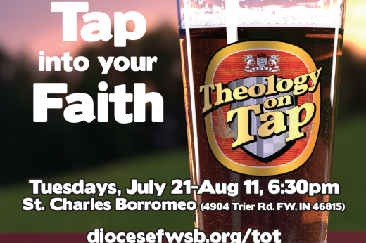 Theology On Tap Closing Party