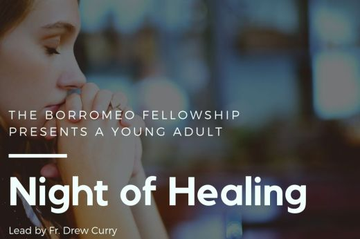 Young Adult Night of Healing