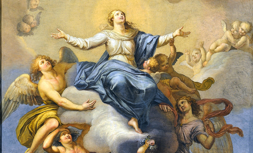Holy Day of Obligation--Assumption of Mary