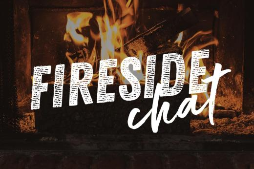 Fr. Tom's 8th fireside chat