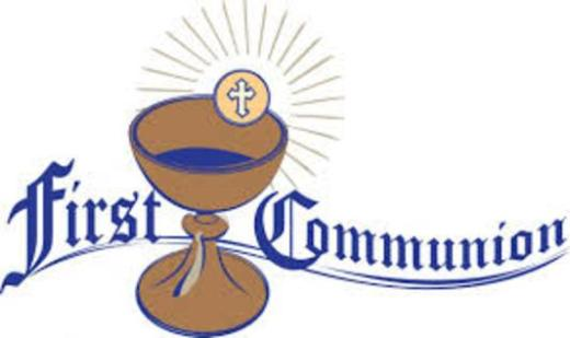 First Holy Communion Mass