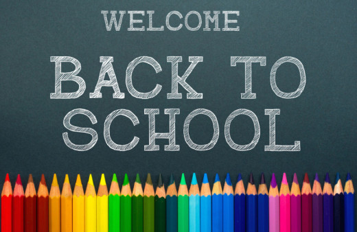 Back to School - August 8
