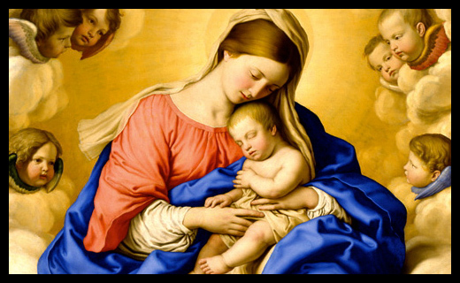 Jan 1 - Mary, Mother of God Mass Schedule